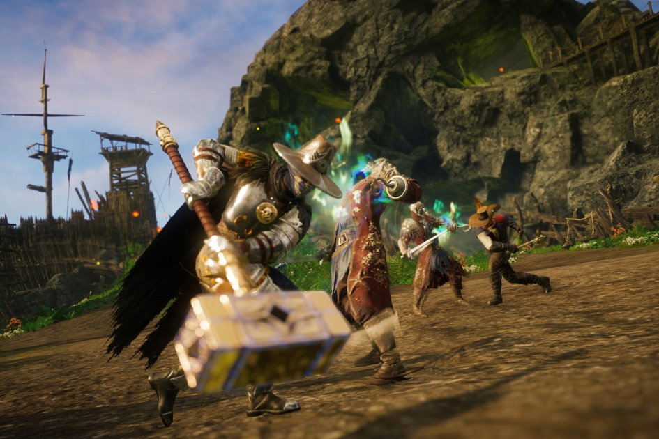 Amazon's colonial MMO 'New World' enters closed beta on July 23rd
