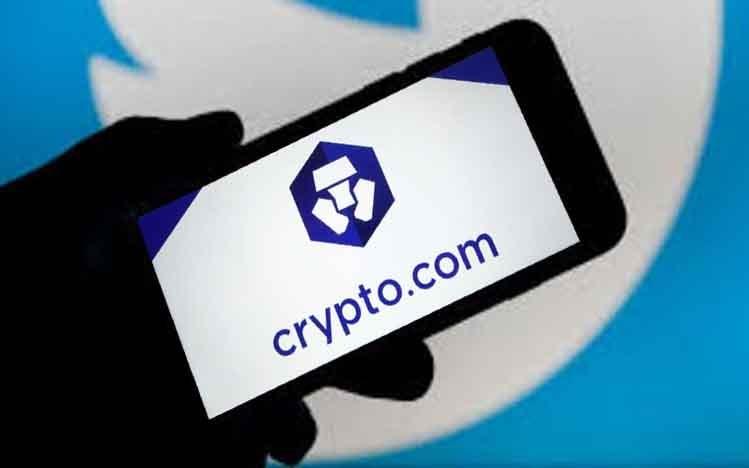 crypto cro emoji twitter