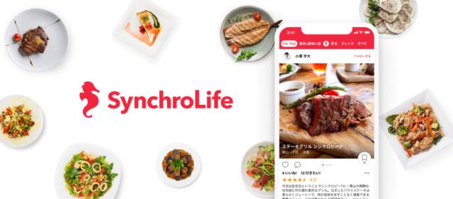 Token Economy Social Restaurant Discovery Service SynchroLife Closes $2.6 million Fundraising Round Bringing Total Raised to $3.7 million