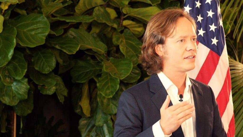 Bitcoin Entrepreneur Brock Pierce Joins the 2020 US Presidential Election