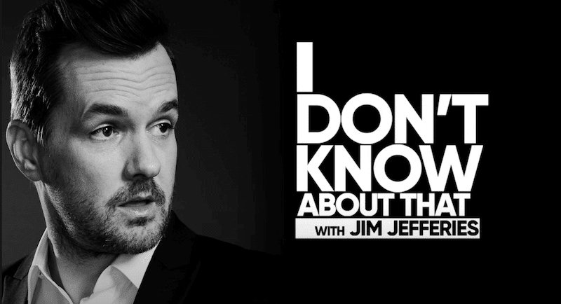 Our Favorite Comedian Jim Jefferies Owns Bitcoin - CoolWallet S