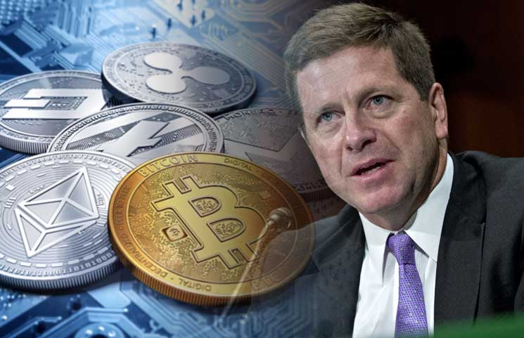 SEC Chairman Jay Clayton to Step Down By Years End; Will Crypto Regulations Ease?