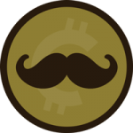The 'Stache writes fun cryptocurrency tips that are easy to understand and always feature a mustache!