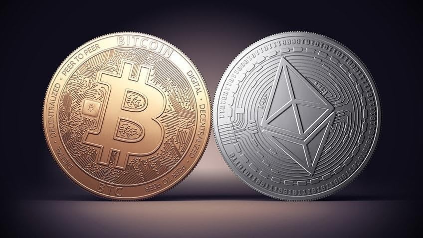 The future of cryptocurrencies. Will Ethereum overtake Bitcoin? - Tokeny.pl  - Cryptocurrencies | Tokens | Blockchain