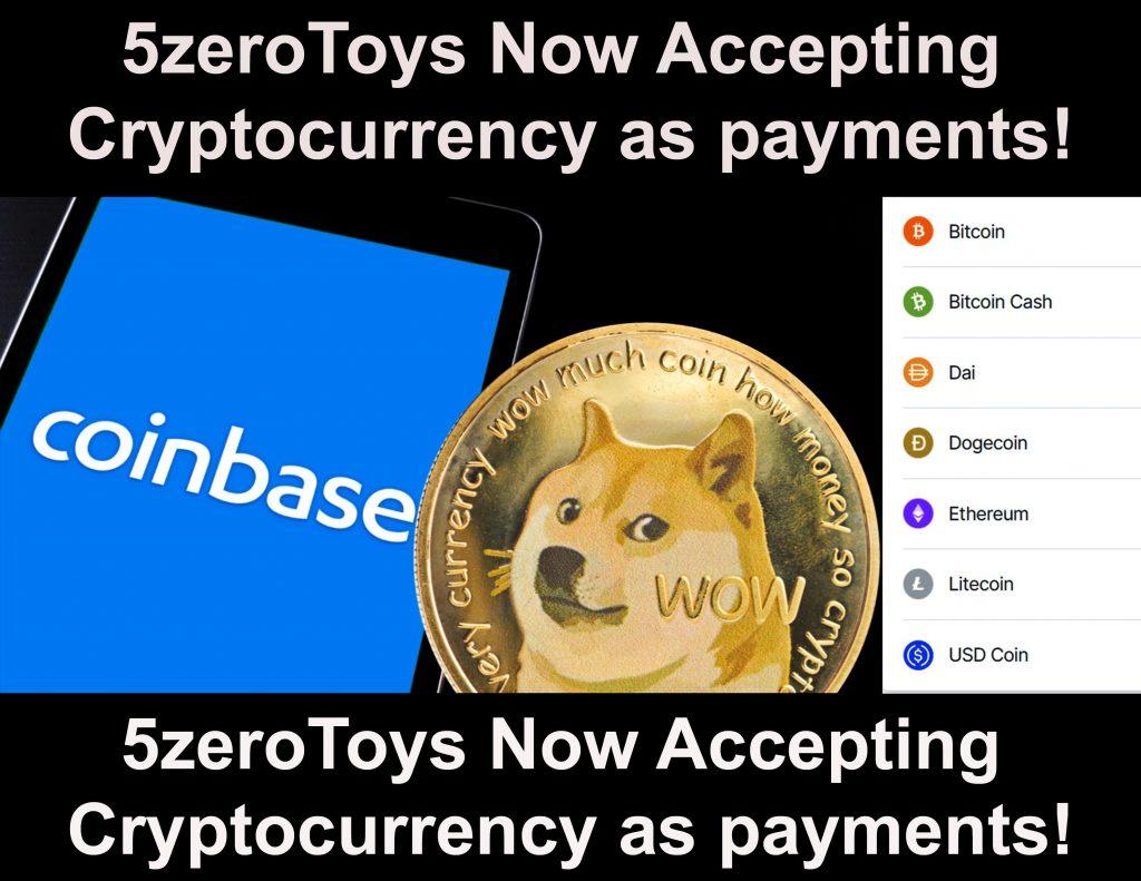 5zerotoys accept Litecoin as payment!! : litecoin
