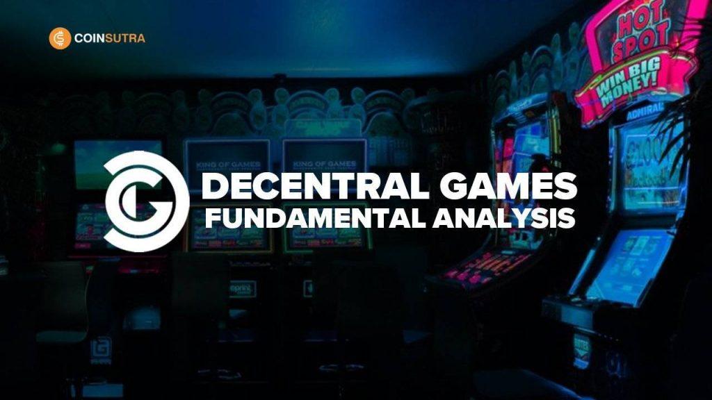 Decentral Games Fundamental Analysis