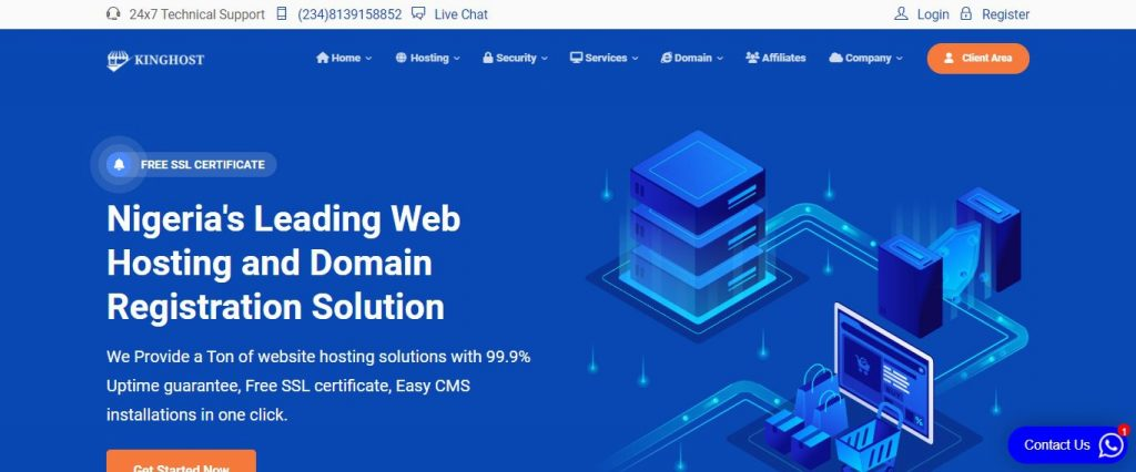 Easy CMS installations in one click